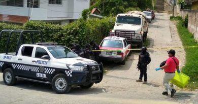 Asesinan a familia de 5 con dos niños a plena luz del día en Veracruz