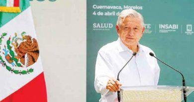 Llama AMLO a unir fuerzas contra la pandemia de coronavirus; hoy, informe especial a las 17:00 hrs.