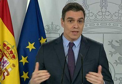 España superó el pico de contagios, aseguró el Presidente