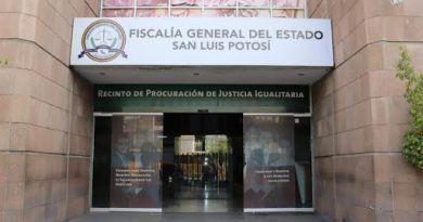 FGESLP investiga hallazgo de cuerpo desmembrado en SGS