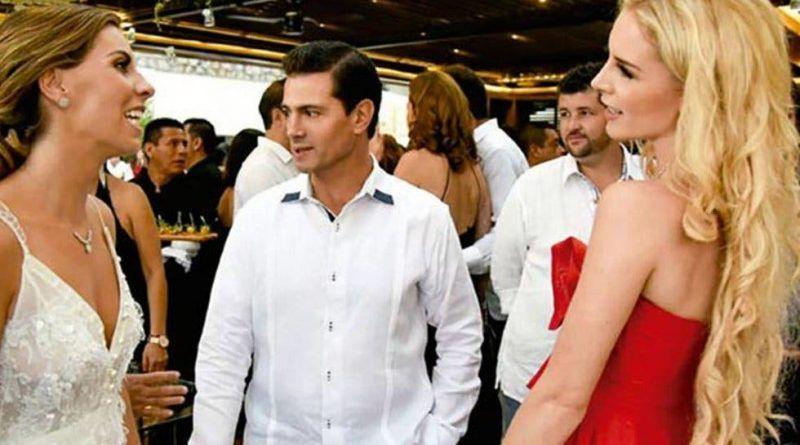 'En mi relación con Enrique existe el amor'… Tania Ruiz defiende su romance con Peña Nieto