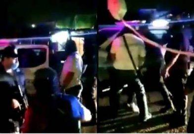 Policías matan a golpes a albañil por no traer cubrebocas en Jalisco