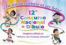 DIF estatal invita al concurso de dibujo infantil un México sin trabajo infantil