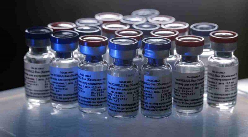 Rusia produce la primera partida de su vacuna anti-COVID-19 Spútnik V
