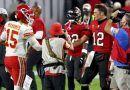 Patrick Mahomes y los Chiefs le ganan la partida a Tom Brady y los Patriots