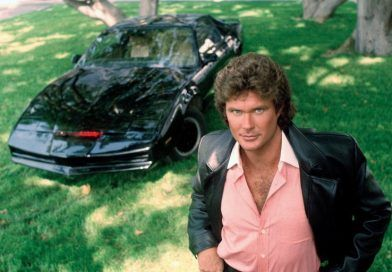 David Hasselhoff subasta su coche fantástico y su precio podría superar el millón de dólares
