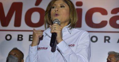A combatir la desigualdad y garantizar la paz de los potosinos, llama Mónica Rangel en su inicio de campaña