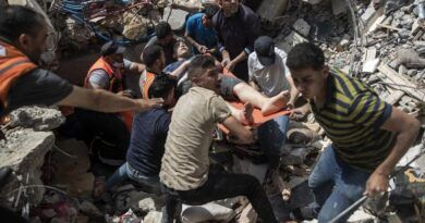 42 muertos, 10 de ellos niños, tras ataque israelí en Gaza