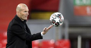 Los candidatos que podrían reemplazar a Zinedine Zidane en el Real Madrid