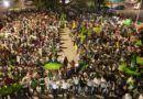 Previo al debate , Ricardo Gallardo demuestra que la fuerza ciudadana lo hará Gobernador