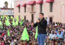 El Gobernador electo Ricardo Gallardo Cardona encabeza festejo en Soledad