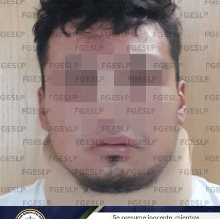PDI arrestó a un indiciado de lesiones y daños en las cosas en SLP