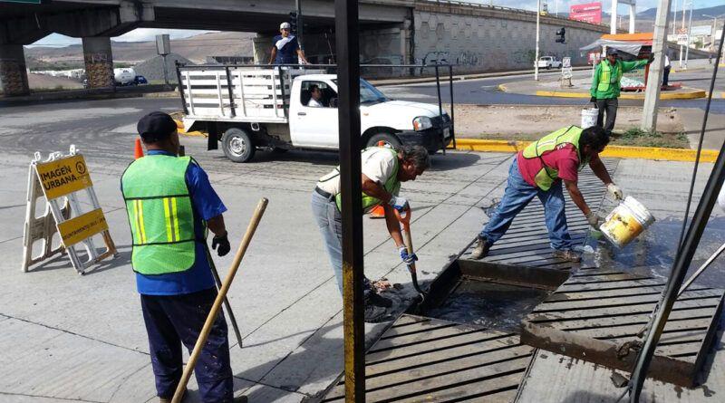 Intensifica Gobierno Municipal acciones preventivas por temporada de lluvias