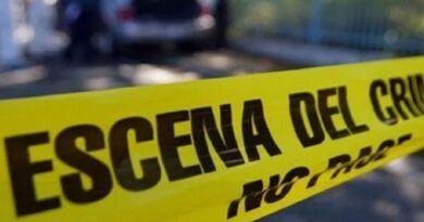 Fiscalía investiga homicidio de un hombre en SLP